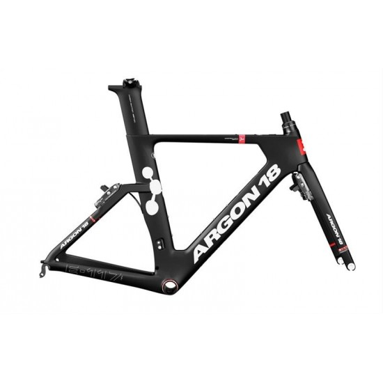 Argon 18 E-117 Triatlon Carbon Kadro