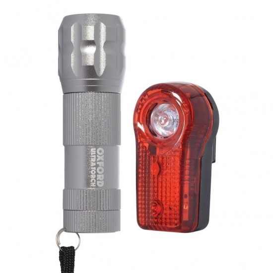 OXC Ultra Torch 9 Light Set Grey Far+Stop